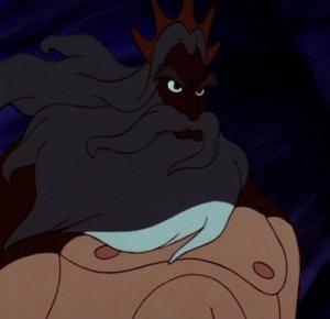 king-triton-little-mermaid