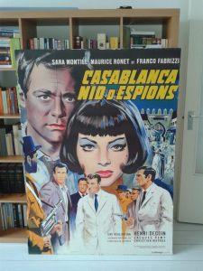 Casablanca boekenkast