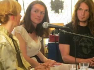 Interview met Elfie Tromp - Michelle van Dijk en Robbert Meijntjes