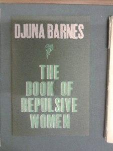 Boekcover Djuna Barnes