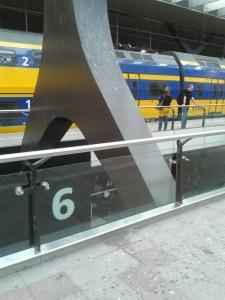 Rotterdam Centraal Station 2