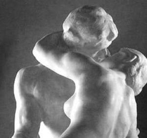 De kus Rodin