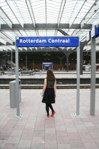Michelle van Dijk Rotterdam Centraal