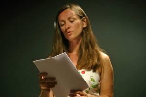 It's all about literature - Michelle van Dijk