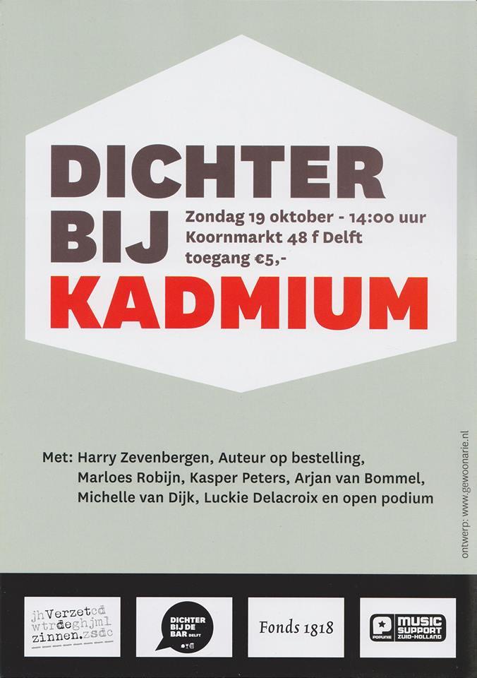Michelle van Dijk - Dichter bij Kadmium